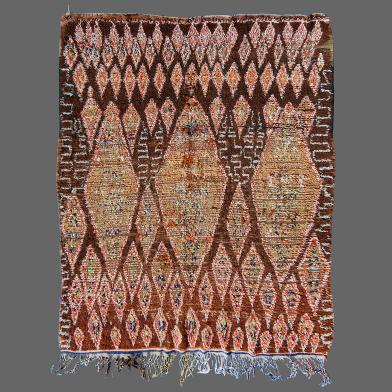 Tapis de Boujade, tapis Berbere