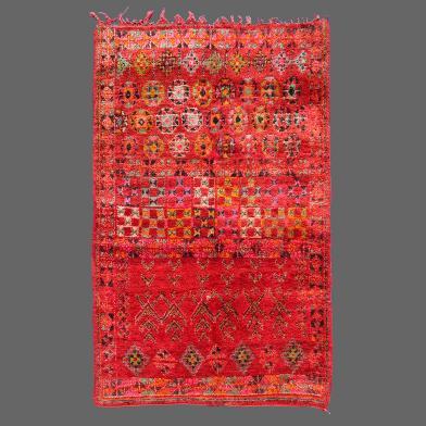 Tapis de Boujad Ancien, Vintage Boujad rug