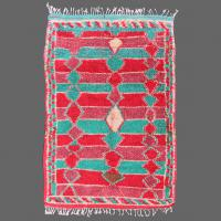 This Azilal carpet will bring charm and personality to your front room