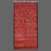 Il est étonnant de voir combien de personnalité peut avoir un simple tapis. Imaginez ce tapis de Talsint  dans votre couloir.