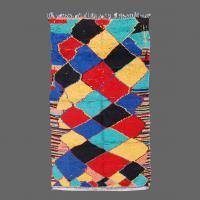 Berbere rug, Azilal rug